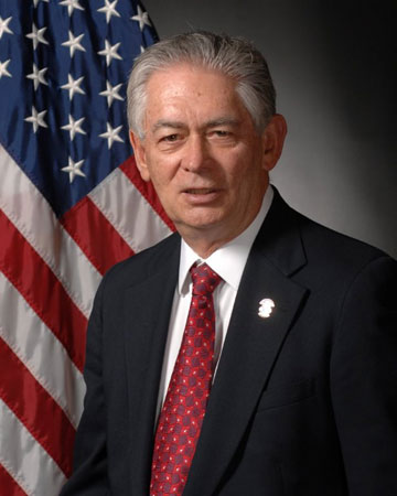 Current Vice Commander Mike Grassinger